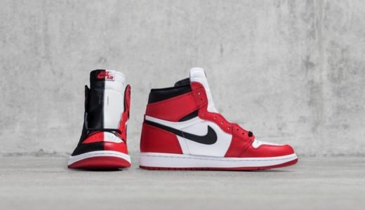 "【NIKE】2018年5月19日発売予定  Air Jordan Retro 1 High OG ""Homage To Home"""
