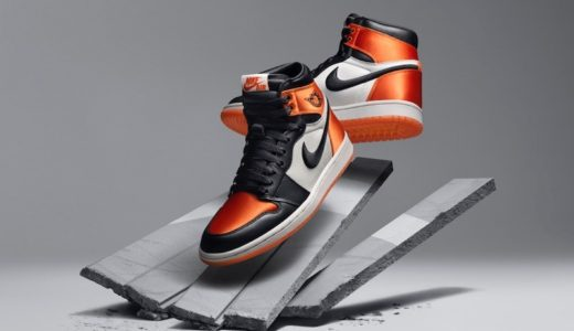"【NIKE】5月12日発売  W AIR JORDAN 1 ""Satin Shattered Backboard"""