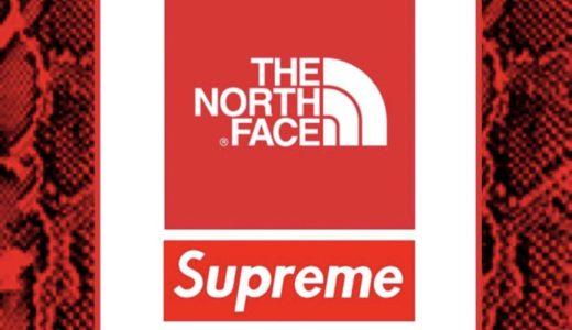 【未確定】Supreme × THE NORTH FACE 18SS 2nd Deliveryが近日発売予定との噂!?
