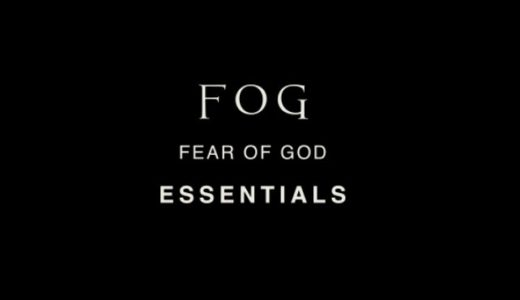【FOG ESSENTIALS】2018年5月31日(木)発売予定 Fear Of God ESSENTIALS 【新作情報】
