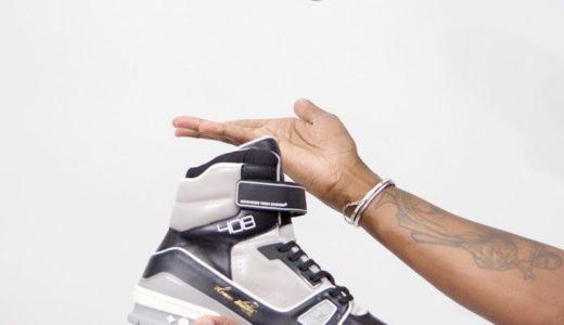 【Louis Vuitton】ヴァージルアブローデザインの新型スニーカーが公開