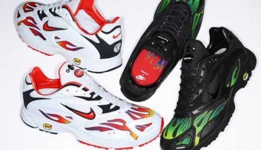 【Supreme × NIKE】SNKRSでも発売予定!AIR ZOOM STREAK SPECTRUM PLUS