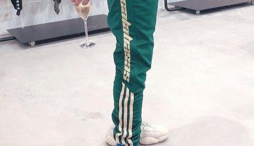 【adidas × YEEZY】Calabasasトラックパンツの新色が2018年秋に発売予定