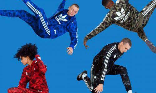 【adidas  × A BATHING APE® 】7月28日(土)に発売予定!