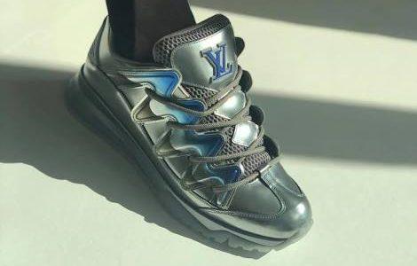 【Louis Vuitton】Virgil Ablohがデザインした新作フットウェアがリーク!