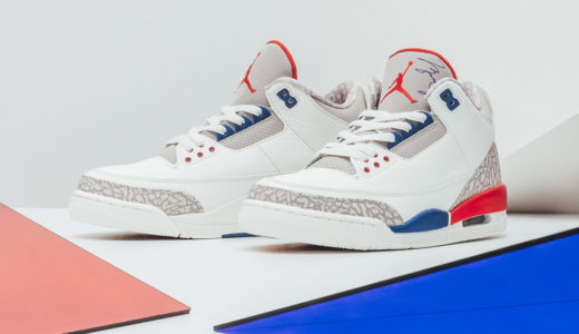 "【直リンクあり】【NIKE】7月7日発売予定 AIR JORDAN 3 RETRO ""INTERNATIONAL FLIGHT"""