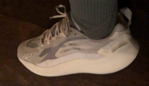 【adidas】カニエ・ウェストがYEEZYBOOST 700 V3の写真を公開