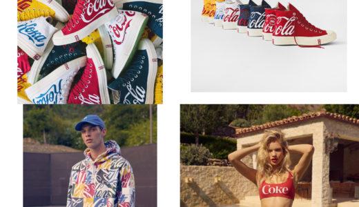【KITH × コカ・コーラ】8月18日(土)発売予定 最新コラボのルックブックが公開 アイテム一覧 KITHオンラインリンク