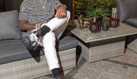 レブロン・ジェームズがNIKE × OFF-WHITE™ BLAZER MIDの未発売モデルを着用