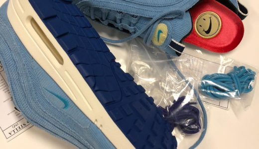 "【NIKE】AIR MAX 1/97 SW ""Sean Wotherspoon""最新画像が公開"