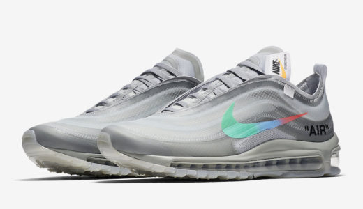 【NIKE × OFF-WHITE™️】コラボAIR MAX 97