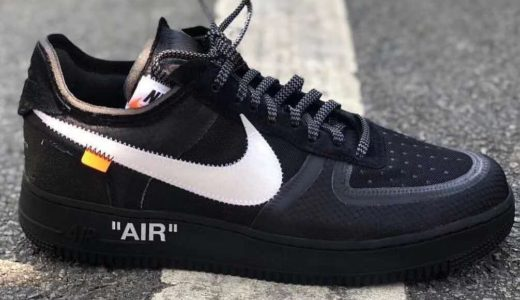※発売日がリーク【NIKE × OFF-WHITE】AIR FORCE 1 LOW