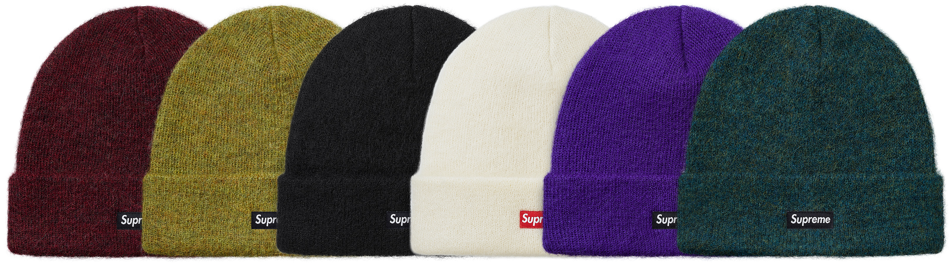 6e532ad5 Herren-Accessoires Supreme FW18 Studded Beanie cap camp logo shirt box hat  tee knit hooded