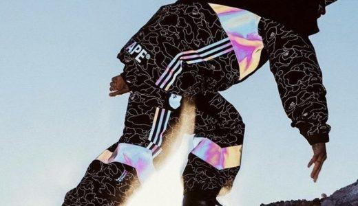 【adidas × BAPE®】11月3日(土)発売予定 Snowboarding 2018秋冬コレクション