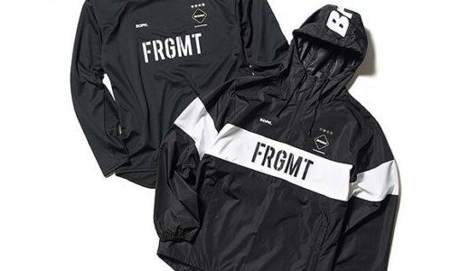 【F.C.R.B × Fragment Design】11月2日(金)19周年を記念したコラボアイテムが発売予定