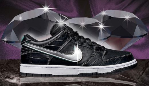 "【DIAMOND SUPPLY CO. × NIKE SB】11月9/10日(土)発売予定 DUNK LOW PRO ""DIAMOND"""