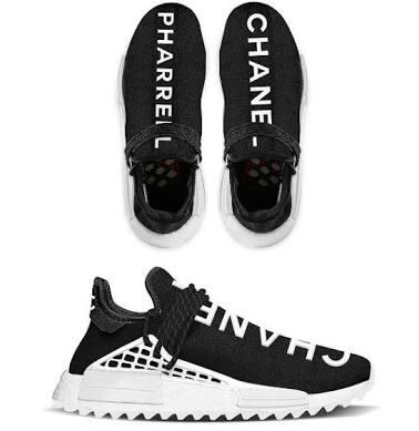 separation shoes 7439d f2887 CHANEL × ファレル・ウィリアムス】最新コラボコレクションが4月 ...