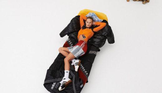 【adidas × Alexander Wang】第4弾となるコラボコレクションが11月14日(水)に発売予定