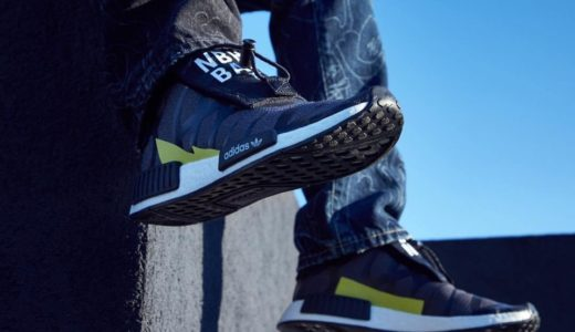 【BAPE × NEIGHBORHOOD × adidas】1月2日(水)発売予定 NMD STLT