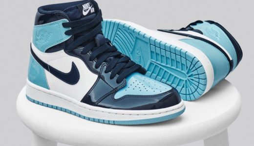 "【NIKE】国内3月14日(木)発売予定 AIR JORDAN 1 RETRO HIGH OG ""Blue Chill"""