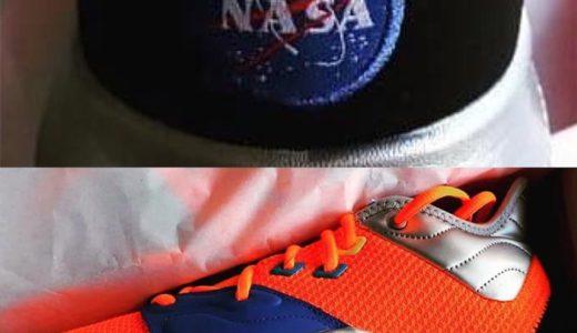 【NIKE × NASA】2019年春頃発売予定 最新シグネチャーモデルPG3がリーク
