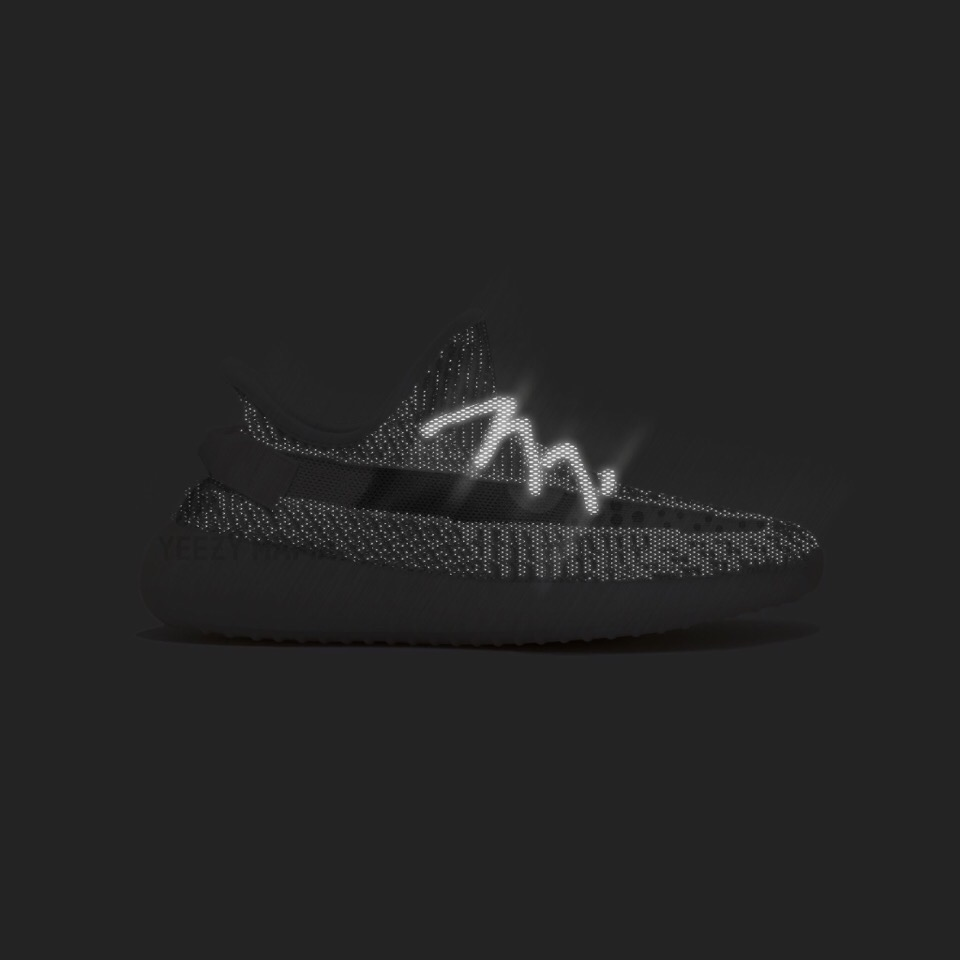 yeezy supply static non reflective