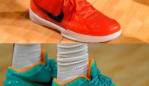 【UNDEFEATED × Nike】KOBE 4 PROTRO が2019年8月に発売予定