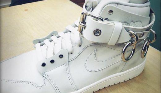 【COMME des GARCONS × Nike】コラボAIR JORDAN 1がファッションウィークにてお披露目