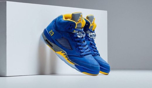 【NIKE】 AIR JORDAN 5 LANEY JSPが1月31日(木)に発売予定