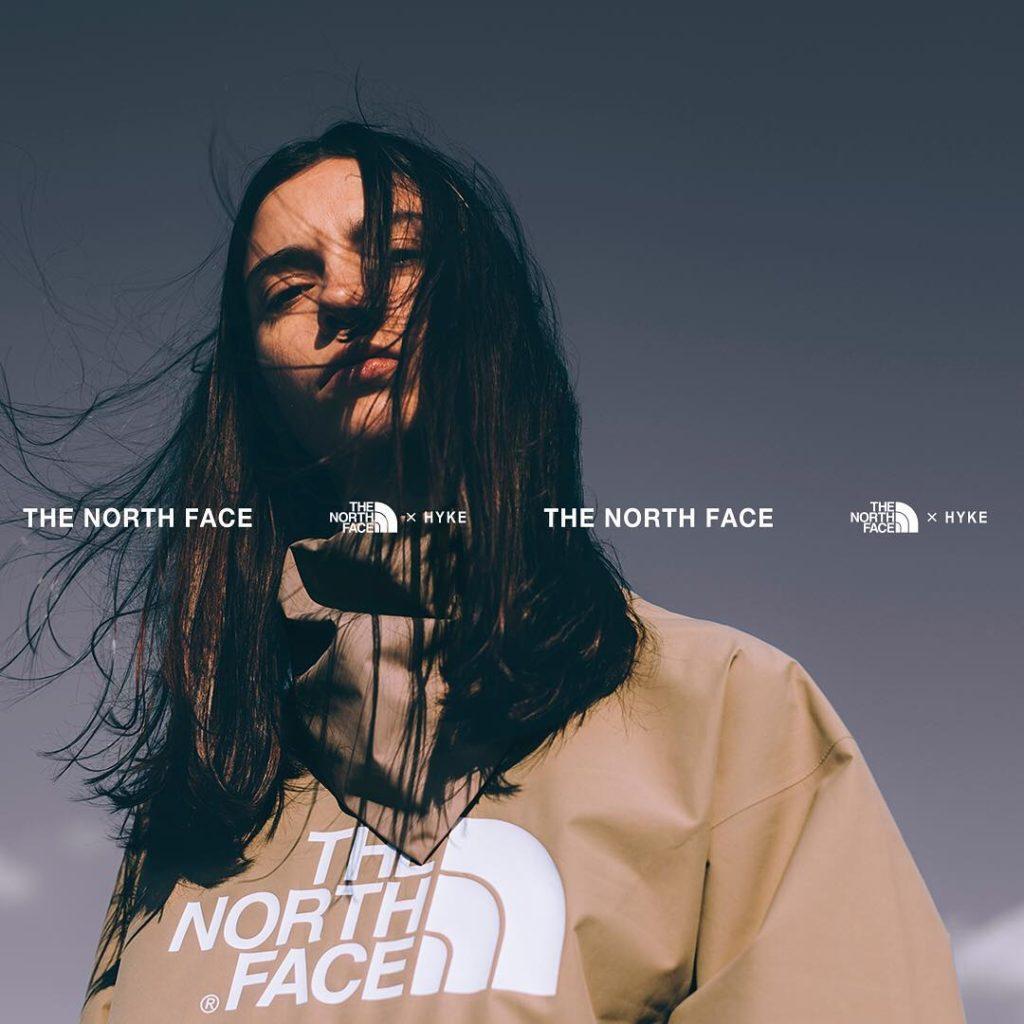 caf1c4c3b66e THE NORTH FACE × HYKE】2019春夏コレクションが2月6日/13日(水)に発売 ...