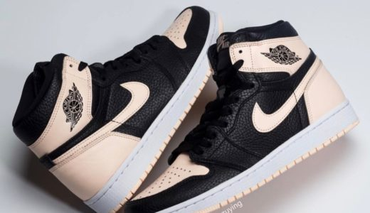 "【Nike】5月31日発売予定 Air Jordan 1 Retro High OG ""Crimson Tint"""