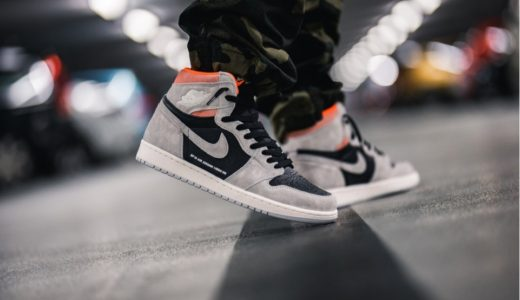 【NIKE】国内2月2日(土)発売予定 AIR JORDAN 1 RETRO HIGH OG NEUTRAL GREY AND HYPER CRIMSON