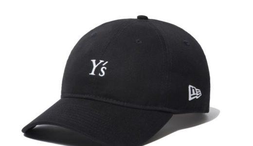 【Y's × New era®】2019SS最新コラボコレクションが2月8日(金)に発売予定