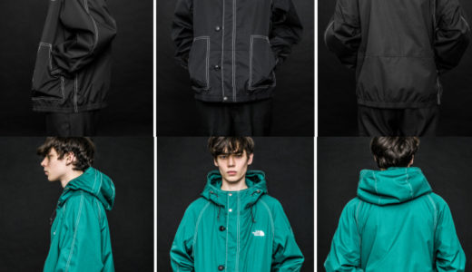 【THE NORTH FACE】monkey time限定アイテムが3月2日(土)に発売予定