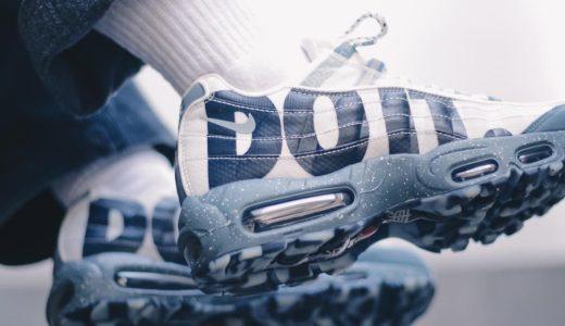 【Nike】日本限定!AIR MAX 95 PREMIUM QS