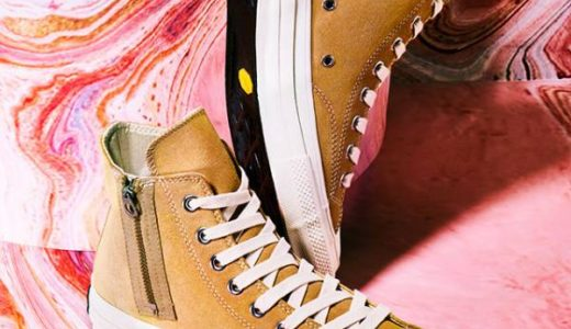 【CONVERSE ADDICT × NIGO】CHUCK TAYLOR® SUEDE NIGO® Z HIが4月10日に発売予定