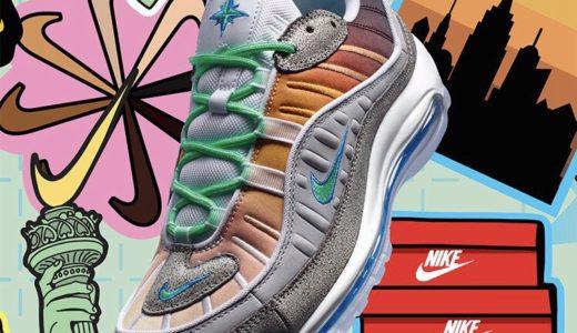 """【Nike】Air Max 98 """"La Mezcla"""" by Gabrielle Serranoが4月13日(土)に発売予定"""