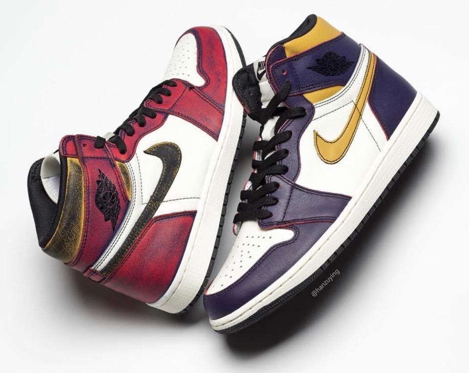 Nike SB × JORDAN BRAND】Air Jordan 1