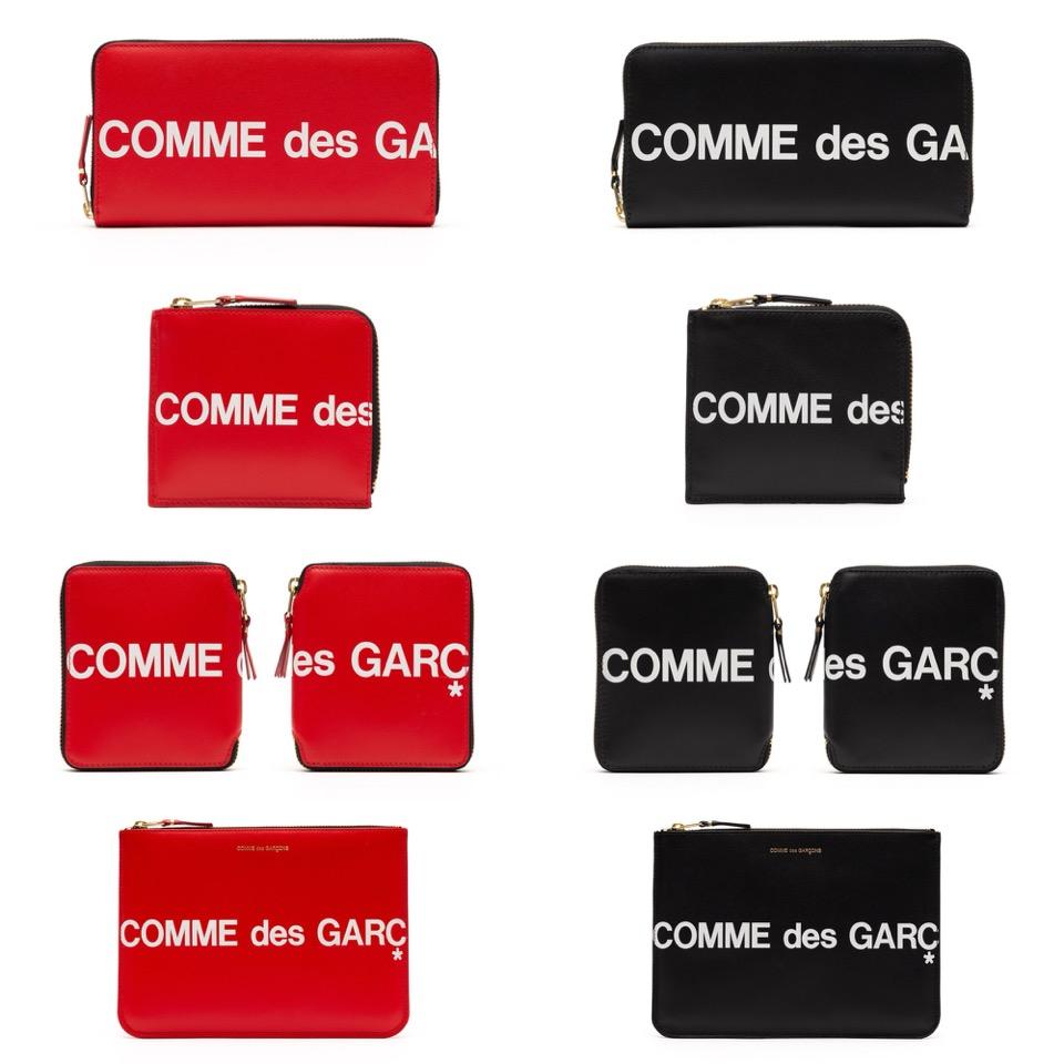meet 8c480 43ae3 COMME des GARÇONS】新作ウォレットシリーズ