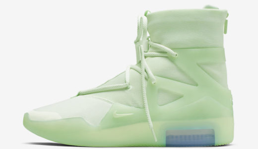 "【Nike × Fear of God】Air Fear of God 新色 ""Frosted Spruce""が6月1日に発売予定"
