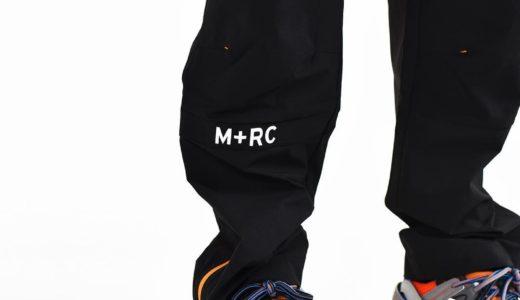 【M+RC NOIR】最新アイテムが3月11日(月)に発売予定