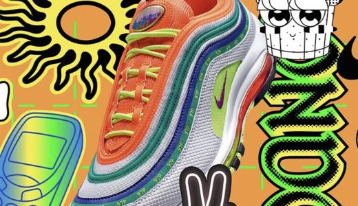 "【Nike】Air Max 97 ""London Summer of Love"" by Jasmine Lasodeが4月13日に発売予定"