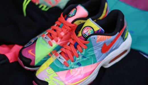 【Nike × atmos】Air Max 2 Light atmosが4月5日にSNKRSを含む一般店舗で発売予定