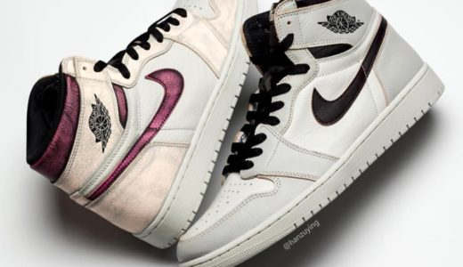 "【Nike SB × JORDAN BRAND】Air Jordan 1 Retro High OG ""Light Bone""が5月25日に発売予定"