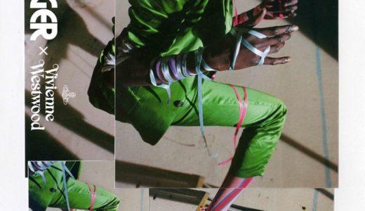 【Vivienne Westwood × ASICS】コラボスニーカー2型が4月27日に発売予定