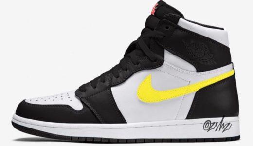 【Nike】イエロースウッシュのAir Jordan 1 Retro High OGが2019年7月に発売予定