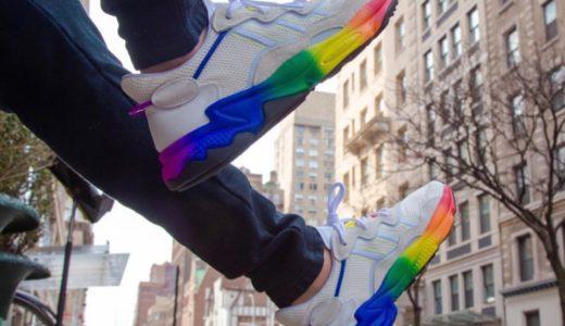 【adidas】レインボーカラーのOZWEEGO ADIPRENEが6月に発売予定