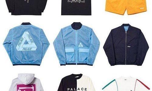 【PALACE】2019年春コレクション WEEK7が4月6日(土)に発売予定 全商品一覧
