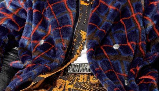 【Supreme】Jean Paul Gaultierとのコラボアイテムが2019ss Week7に発売予定