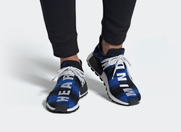 BILLIONAIRE BOYS CLUB × adidas】NMD Hu
